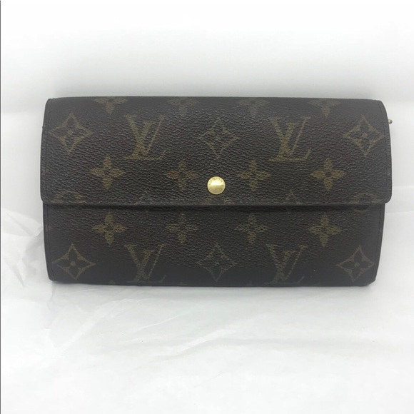 054e32218ecf Louis Vuitton Handbags - Louis Vuitton Long Zippy Wallet